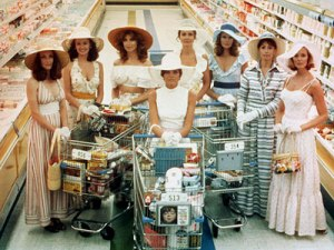 Even the 70s Stepford Wives were more individual than some ladies today!