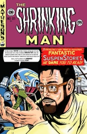 The Shrinking Man #1 Cover B